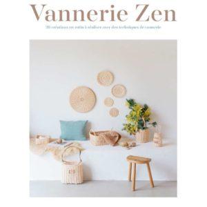 Livre – Vannerie zen